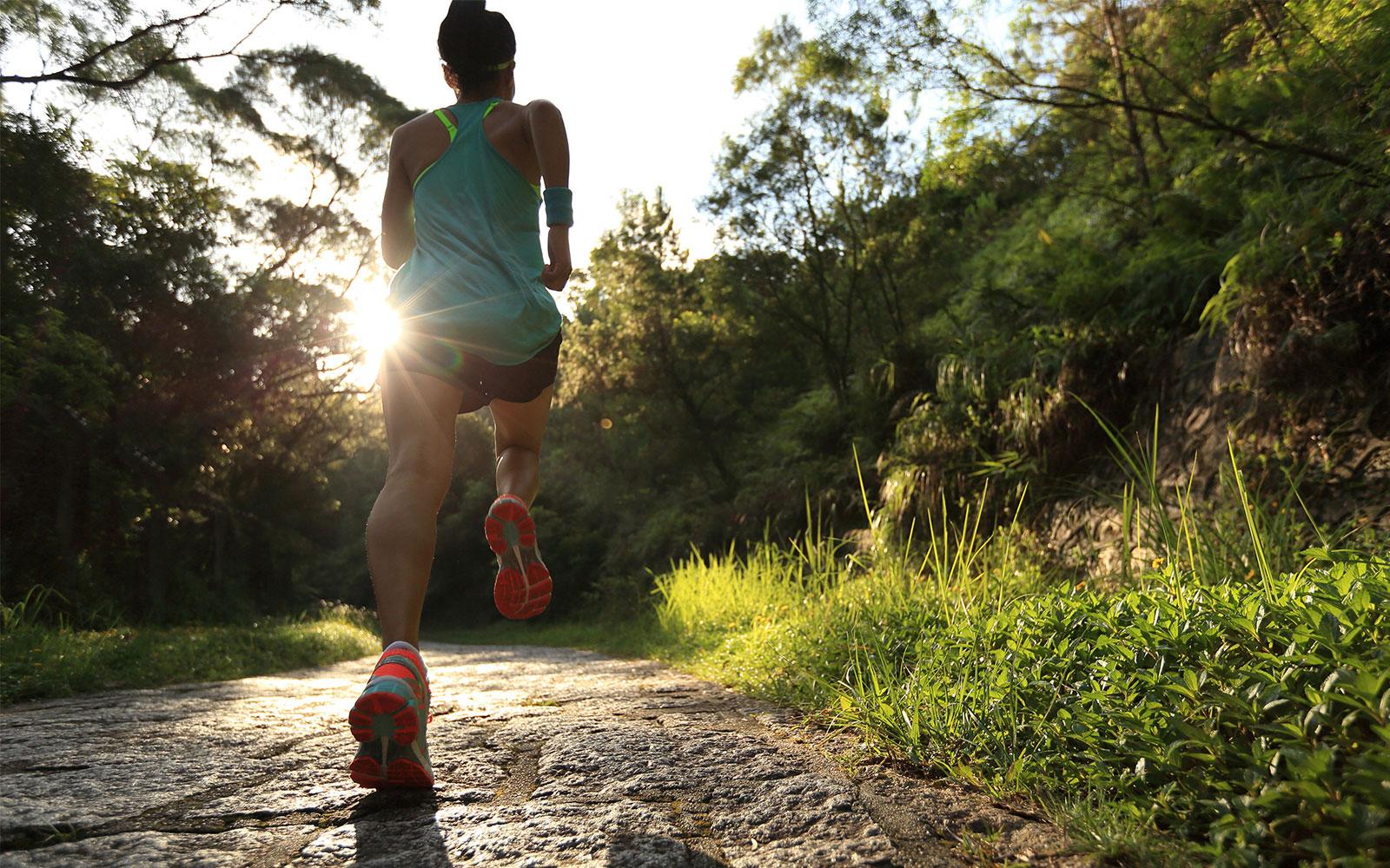 Trail, Course à Pied, Athlétisme…
